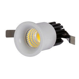 Helisi OEM ODM cabinet spotlight 30mm hole size 3w round cob mini led downlight
