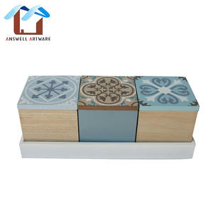 Crate Wooden Gift Box Custom Wooden Key Box Luxury Wooden Storage Box