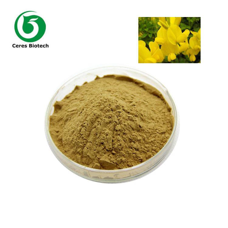 High Quality Soybean Extract Soy Isoflavones CatheRine Genistein