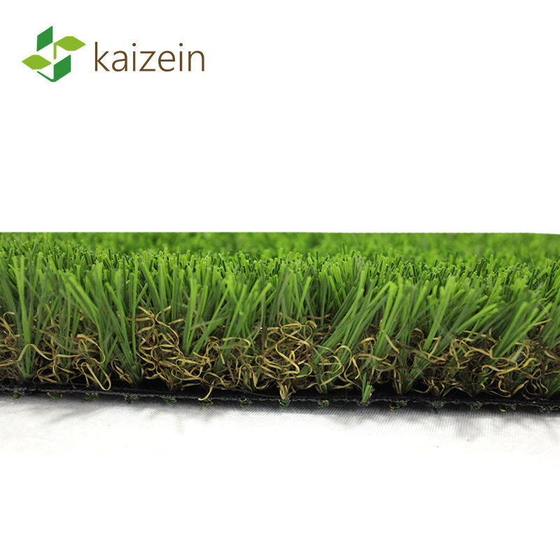 Fire resistant durable material artificial grass playground synthetic grass importer