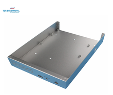 OEM Custom Sheet Metal Aluminium Cover Bending Punching Parts Case Electronics Enclosure