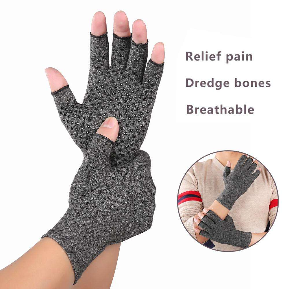 Hands Arthritis Gloves Safety Therapy Compression Gloves Arthritis Joint Pain Relief Gloves