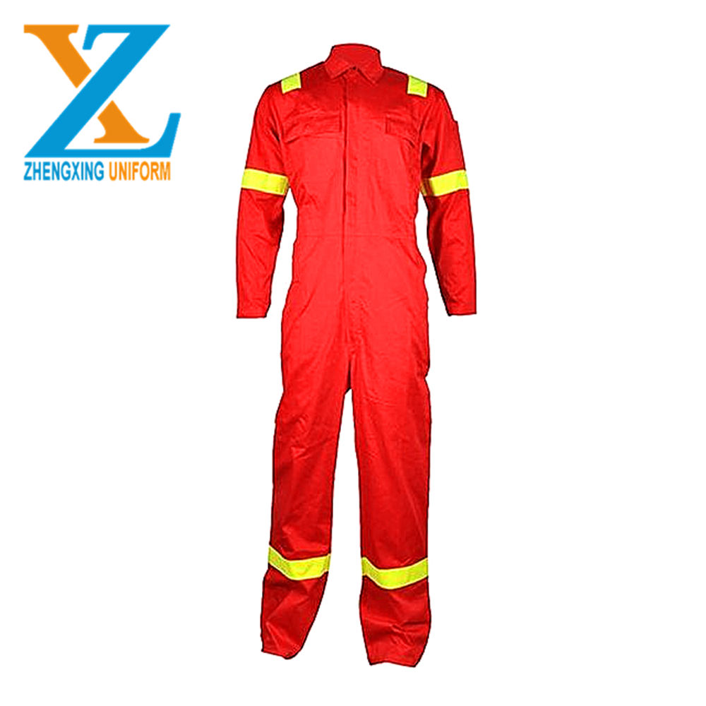 EN11611/EN11612 Oil Field Boilersuit 100% cotton workwear FR flame retardant/ fire retardant coverall