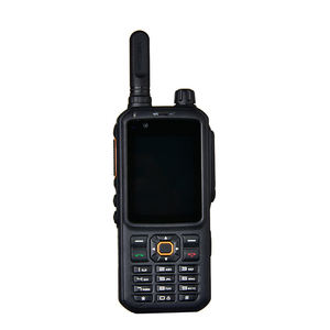 Talkie-walkie 2.4 pouce gsm wcdma avec carte sim gps wifi 100 mah talkie-walkie android