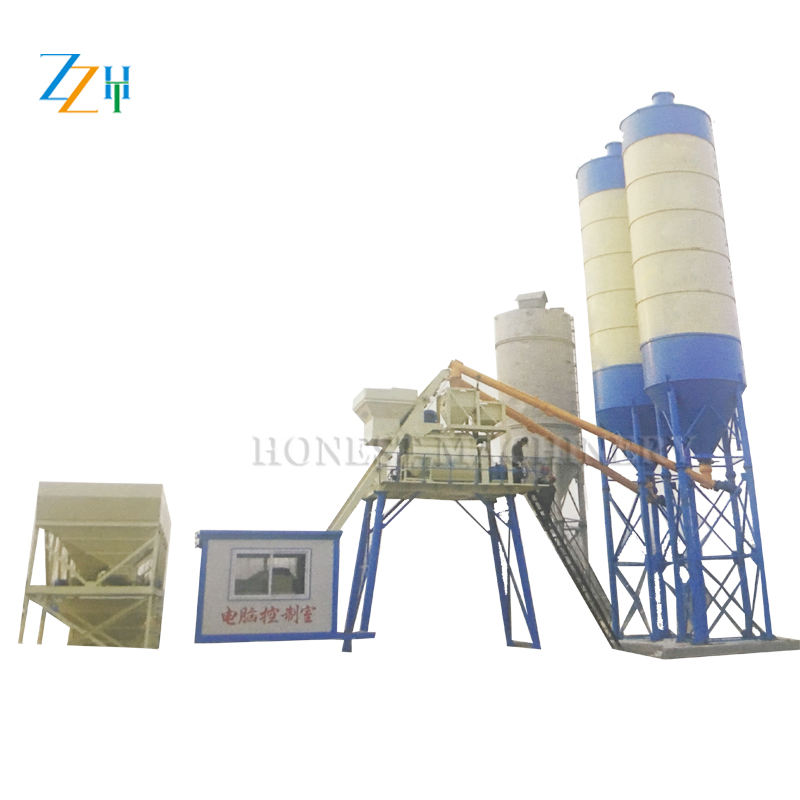 Hot Sale Concrete Mixing Station / Cost Of Cement Plant / Small Batch Concrete Mixer Plant Price