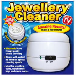 PTV-002 plastic jewellery watchbands and keys cleaner