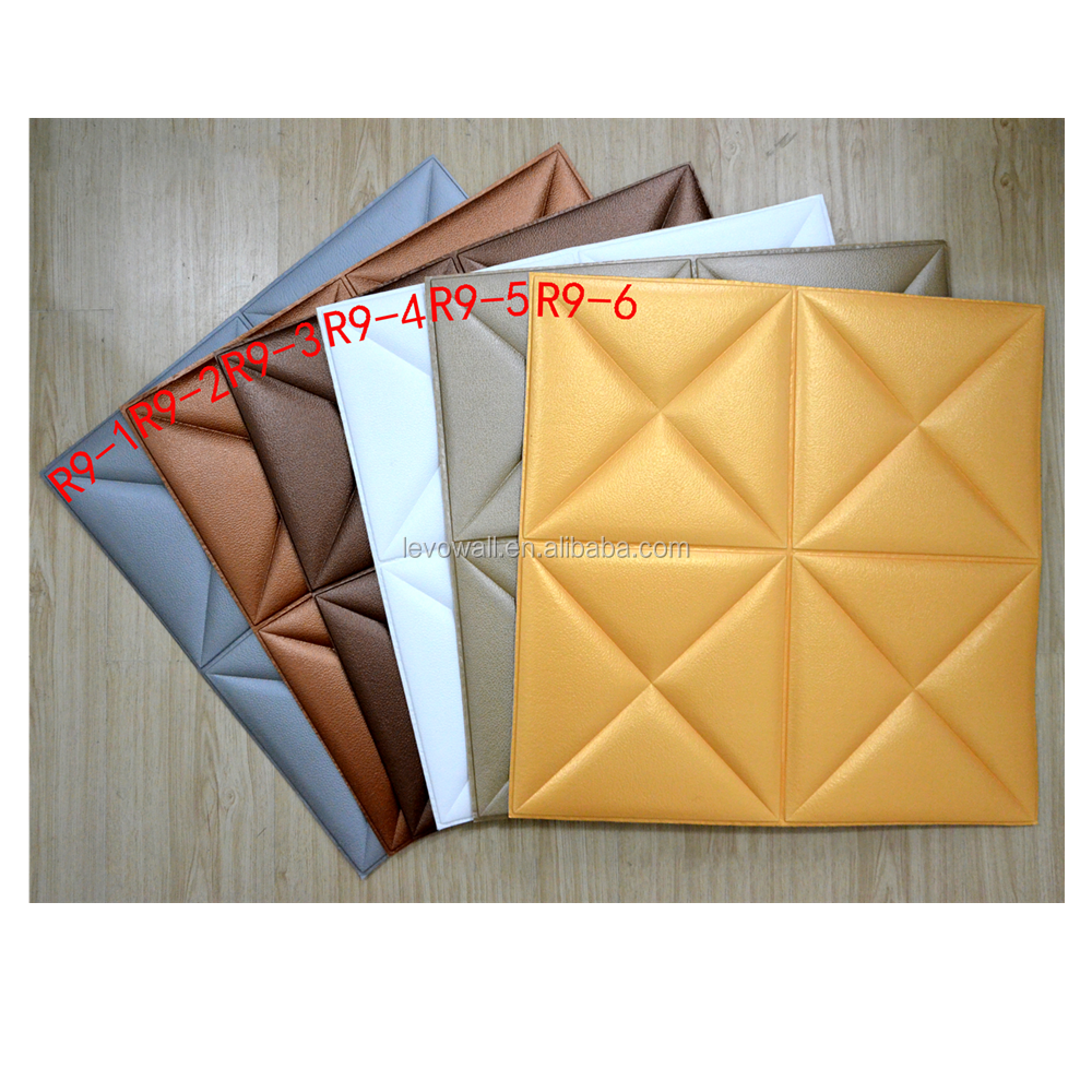 Free Samples Decorative Wall Panel Philippines 3D Pvc Plastic Restaurant use wall panel