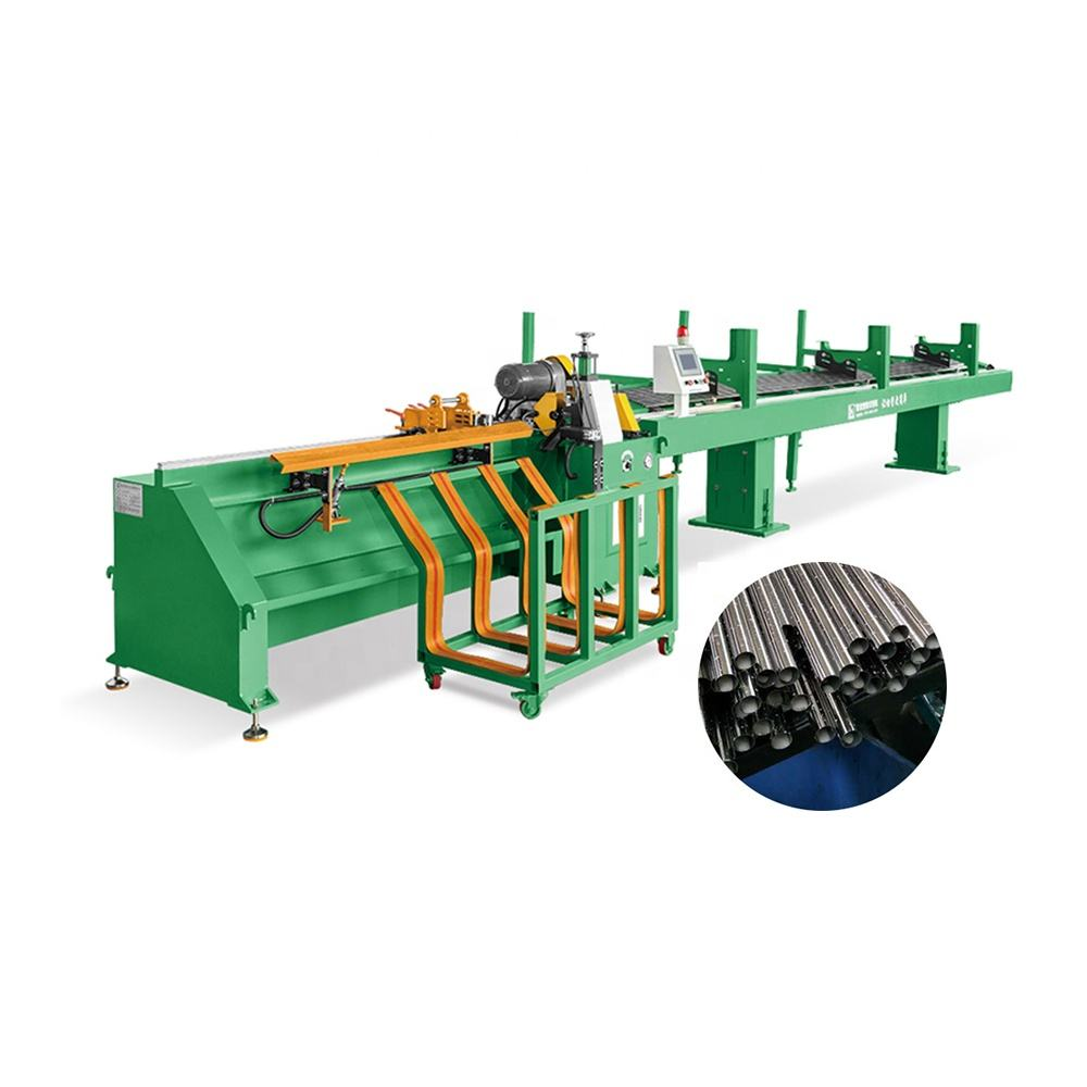 Iron Pipe High Speed Precision Automatic Circular Saw Machine