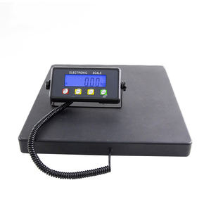 300kg LCD Electronic Digital Weighing scale Package Shipping Postal Scale luggage Platform scale