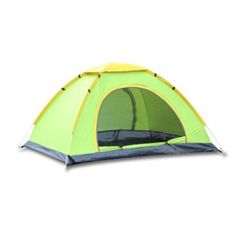 CTXU-044 Family outdoor camping tents export sales new style leisure travel mountaineering tent custom ultralight camping tent