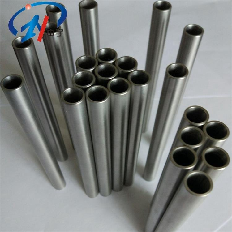 Hot Sale Seamless Grade 9 Titanium Tube For Bicycles