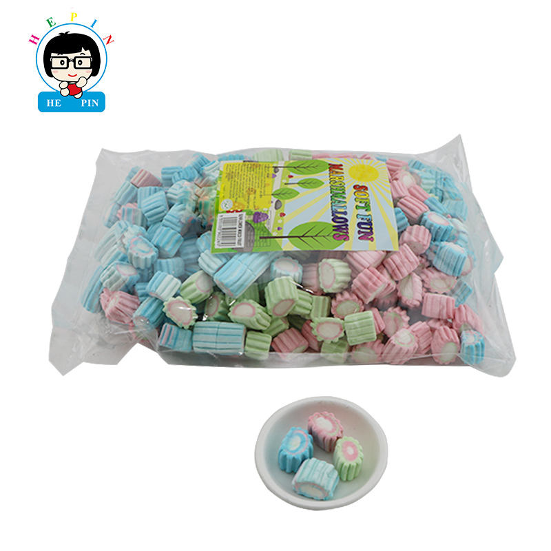 HP6839 Wholesale marshmellow candy cotton cand marshmallow for kid