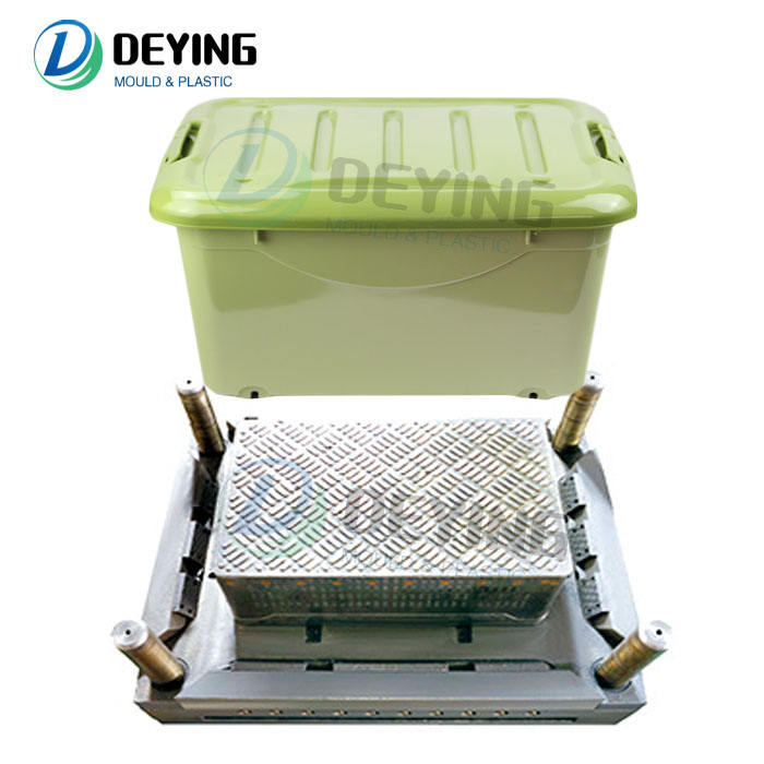 high demand household plastic storage Box mould product plastic injection mould maker in china