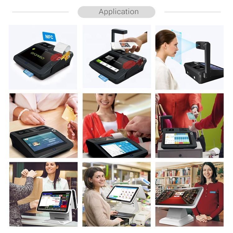 80mm emv android windows handheld molile pos machine system