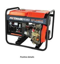 New Design Welder 5KW Diesel Generator with Welding Machine Function 2GF Generator Diesel