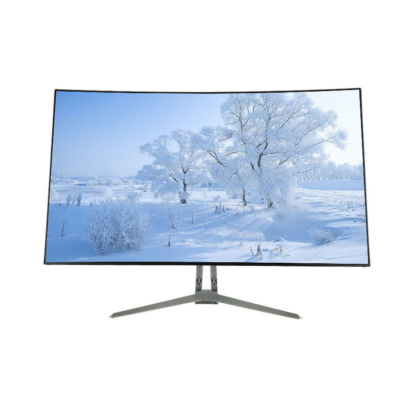 Wholesale FHD 27 inch 32 inch curved pc monitor curved led gaming monitor