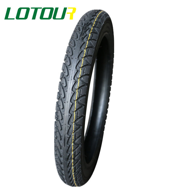 Nylon Motorcycle Small Wheels And 2.50-17 Motorcycle Tires