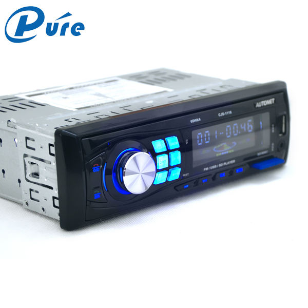 Portable USB car bluetooth mp3 player fm transmitter Flash Memory Storage Pure Audio Touch Tones Mp3 Player