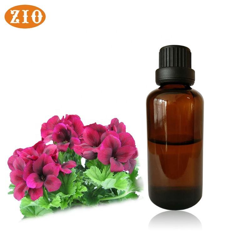 Высокое качество ремонт кожи 10 мл или 25 мл чистый натуральный Герань эфирное масло