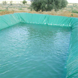factory supply HDPE geomembrane size price for fish farm pond liner