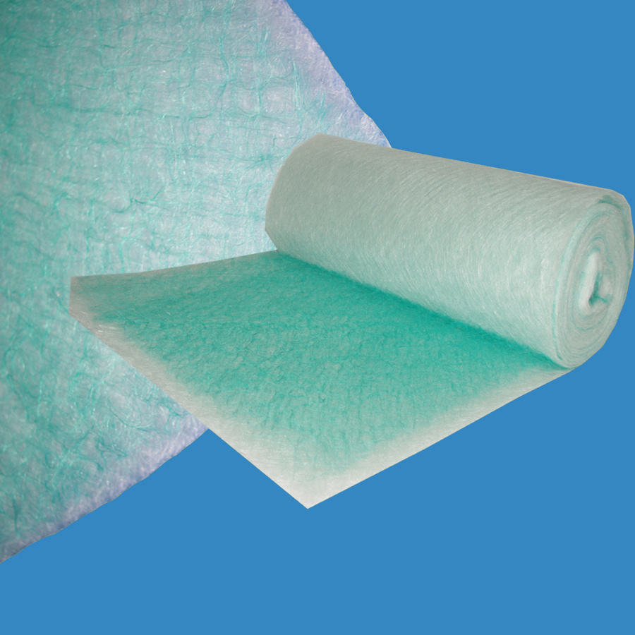 Hohe Qualität Farbe Stop Spray Booth Abgas <span class=keywords><strong>Filter</strong></span> Fiberglas Boden <span class=keywords><strong>Filter</strong></span>