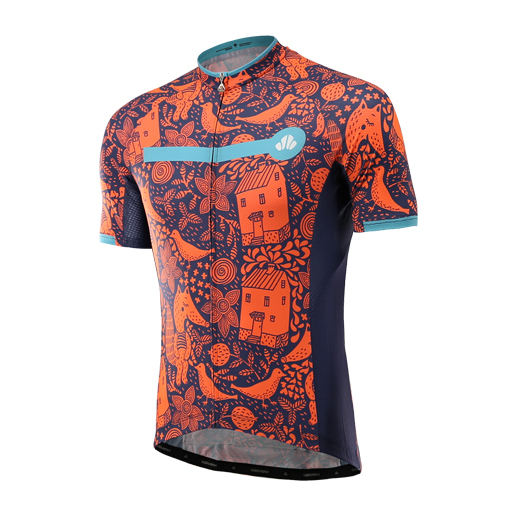 sportswear bicycle suit in stock for men cycling wear custom