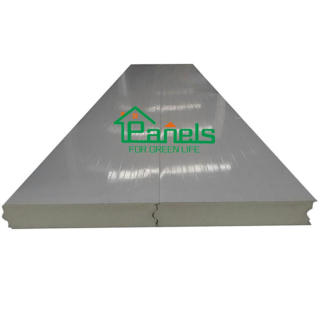 Pu pur pir sandwich panel for cold room chicken and pig house