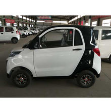 Smart Mini Electric Car Adult Solar Automobiles In SKD