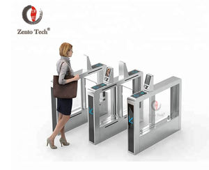 ZENTO แบบไดนามิก Face Recognition ระบบ Face Recognition Personal Identification Integrated Machine