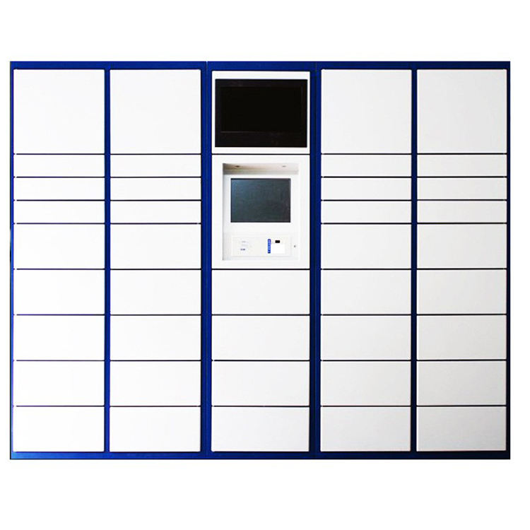 condominium security automated parcel lockers for multi-tenant residential applications