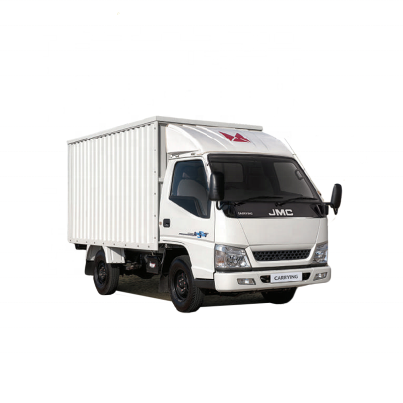 Best-selling JMC Carrying light truck right hand drive cargo van
