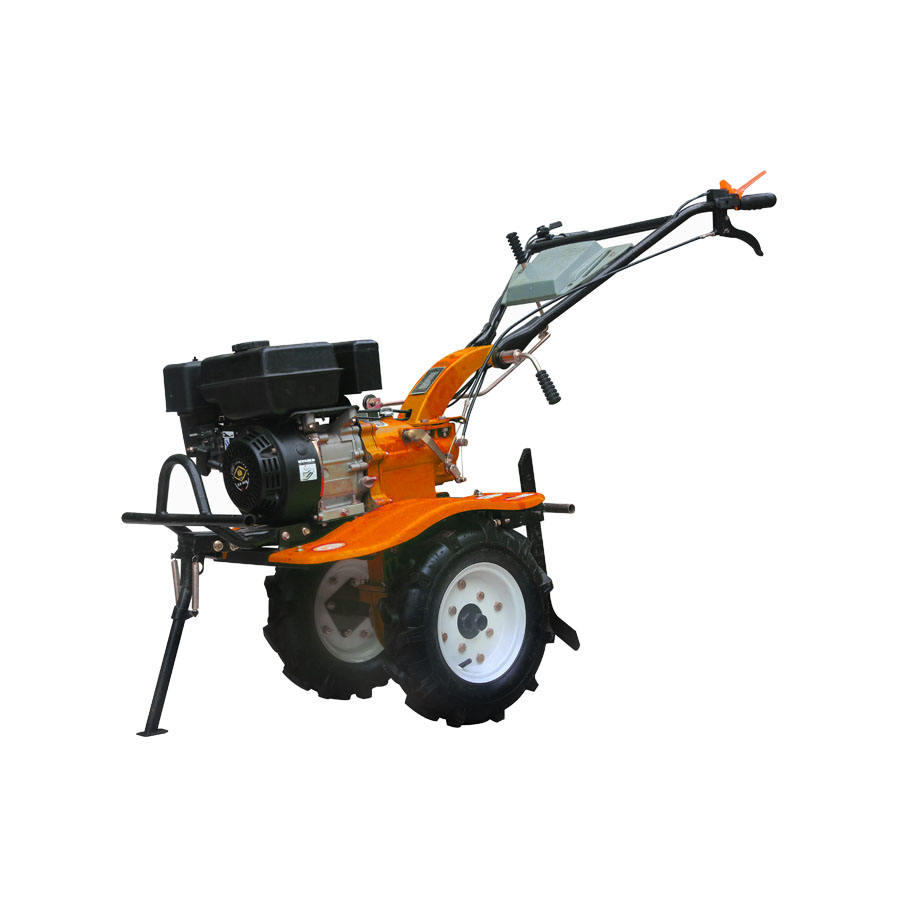gasoline mini tiller garden machine cultivator