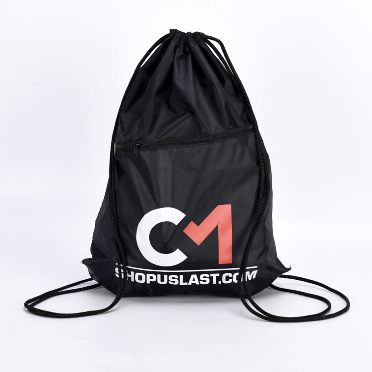 china wholesale gym bag sports bag drawstring bag