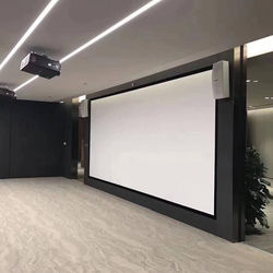 100 inch acrylic projection screen