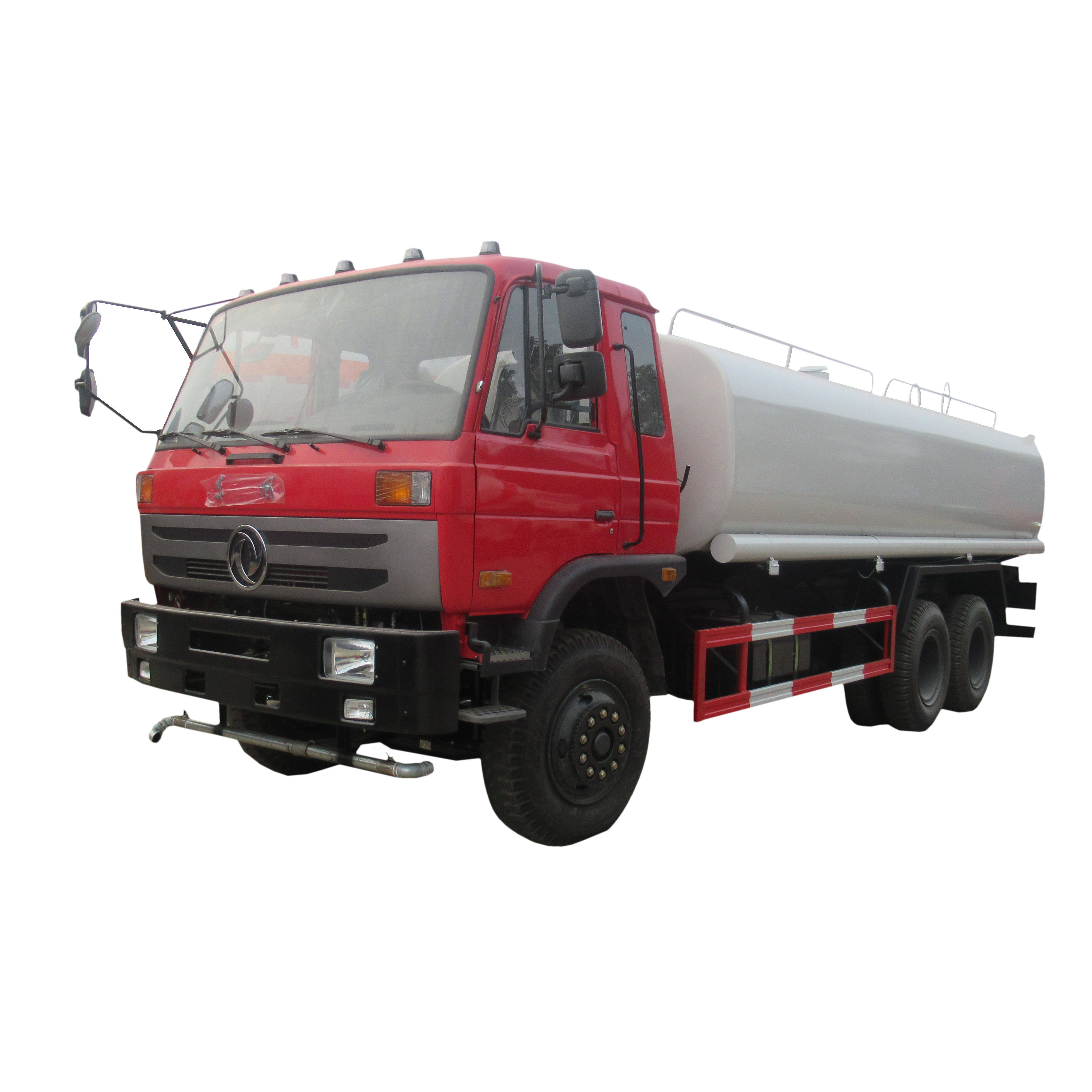 Dongfeng 10 wheeler 6x4 6x6 20m3 25000 litres 18000 litres water truck spray head6x6 off road water truck