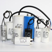 CBB60 kondensator sh motor start capacitor 1~60uF 250~660v customized