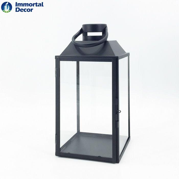 Popular metal lantern color customized