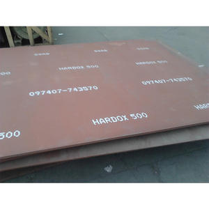 hardoxs 550 steel plate for shipbuilding