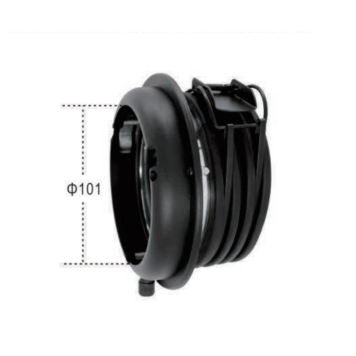 TM Profoto to Bowens Speedring Adapter Simple Studio