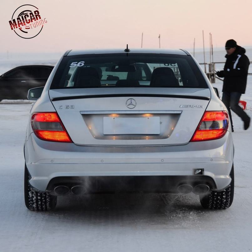 W204 A style body kit for Mercedes-Benz c-class w204 2007-2011