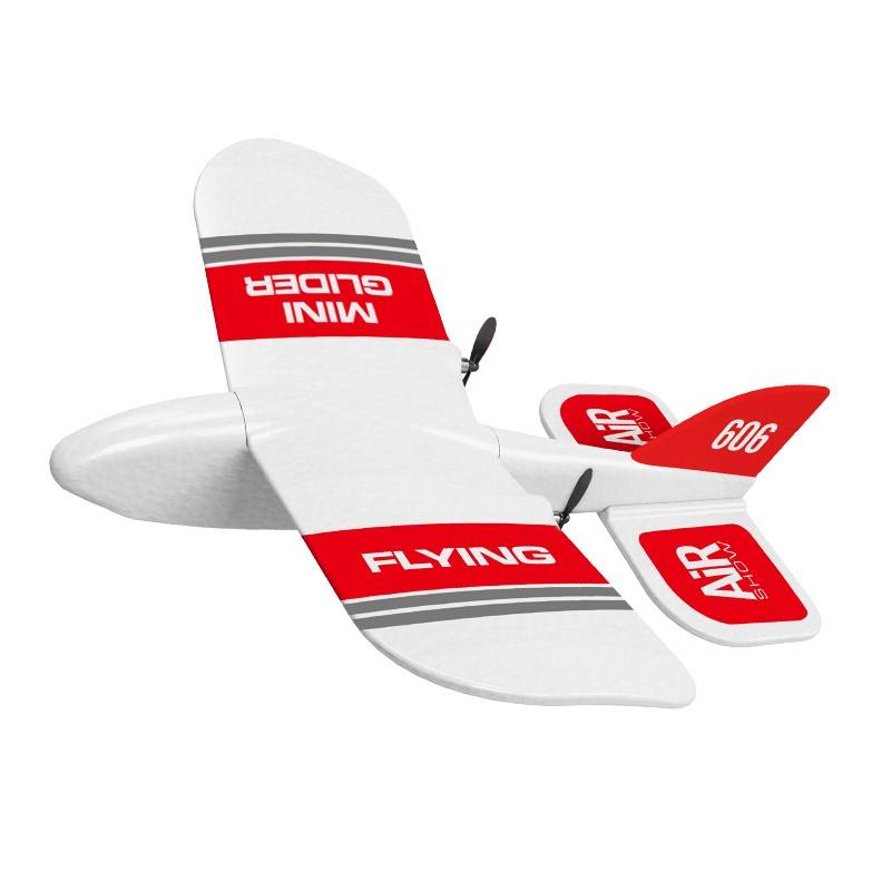 2019 New Arrival Hoshi KF606 Wingspan EPP Aircraft Mini RC Gliders RC Airplane PNP For Kids Gifts Indoor/Outdoor Toys