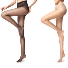 seamless girls sexy pantyhose women sexy body tube silk stocking