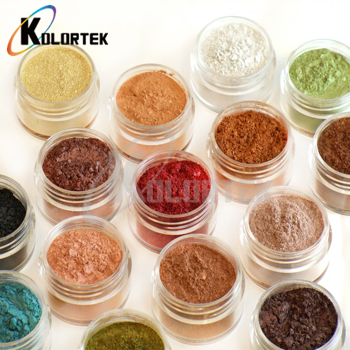 Kolortek color mica powder pigment cosmetic mica powder for makeup nails eyes lips soaps