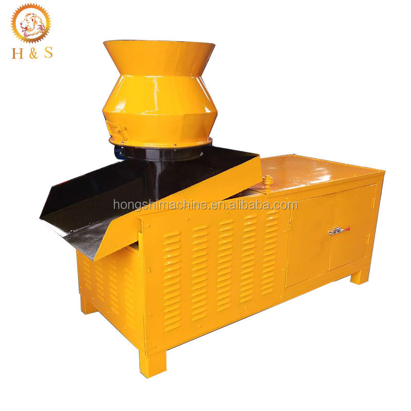 Best quality corn stalk pelletizer alfalfa cube pellet machine
