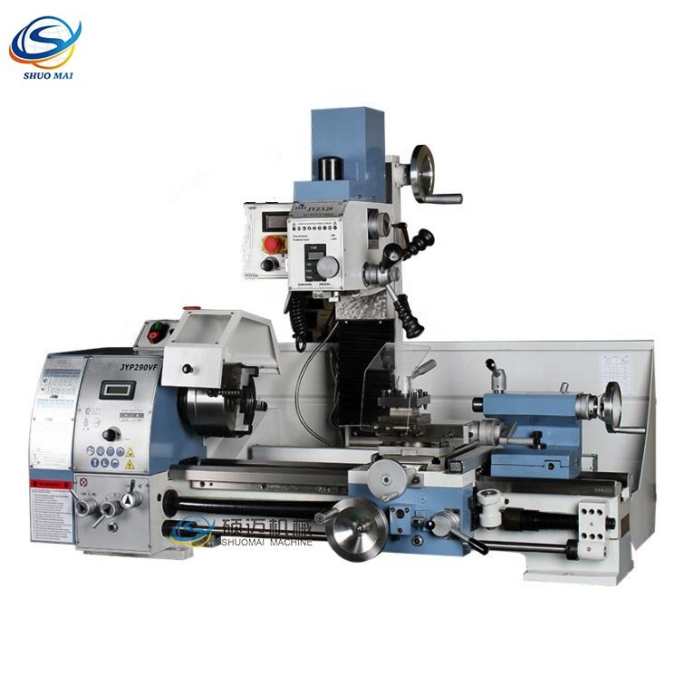 3 in 1 Combination Mini Lathe And Milling Machine JYP290VF