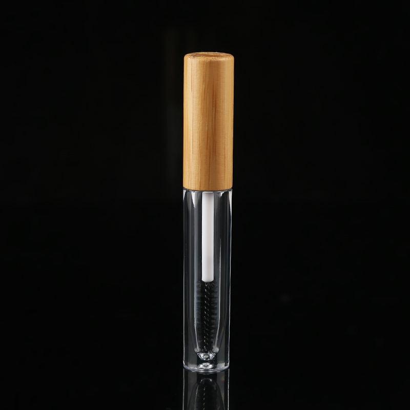 Best sell 3ml eyelashes empty tube bottle bamboo lipstick mascara
