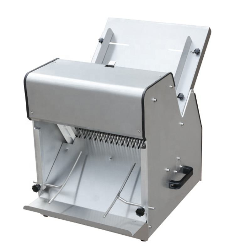 20190509 Electric Bread Cutting Machine / 31 pieces Bread Slicer KZTB-31/37