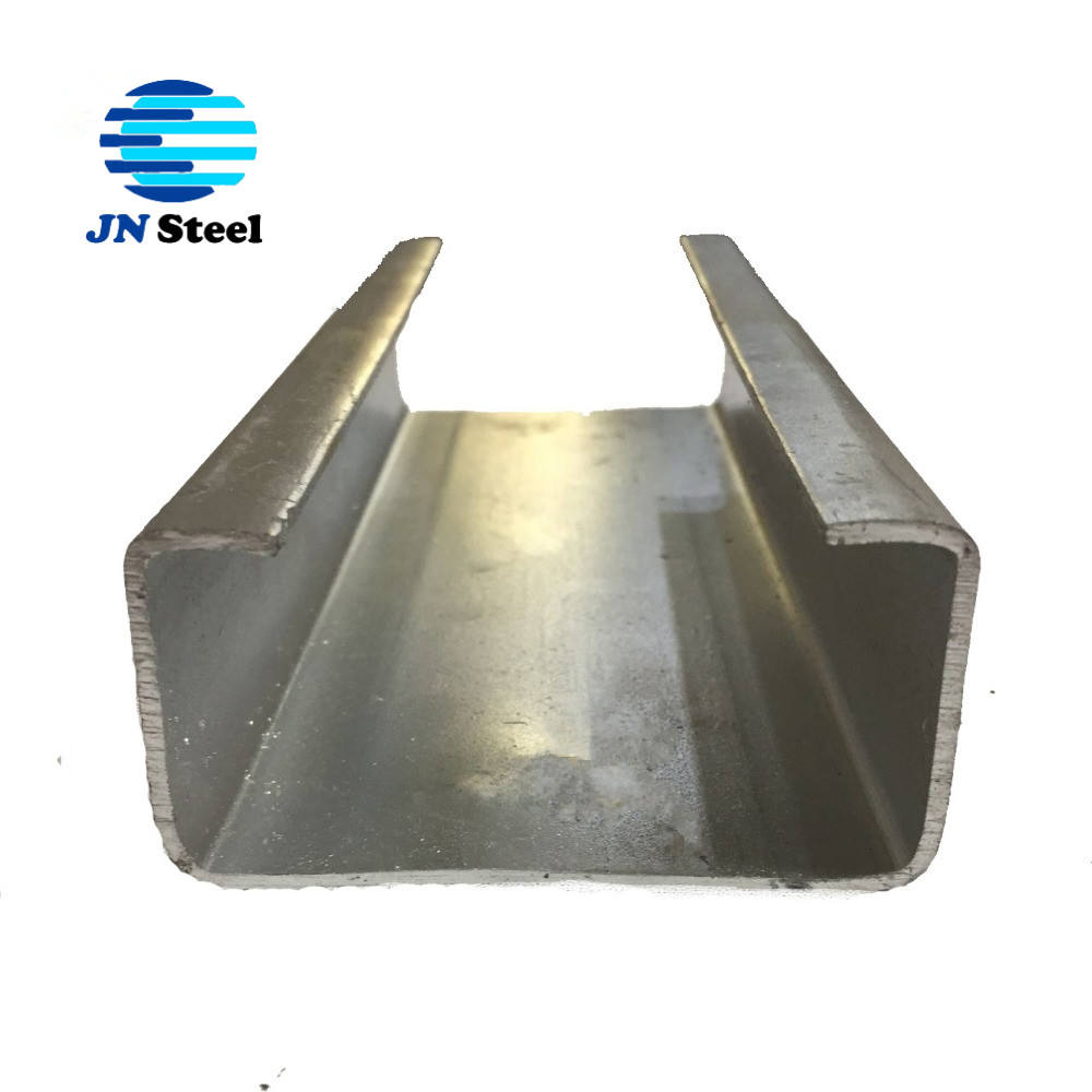 cold-formed c / z section channel steel purlin steel profile