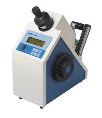 Automatic Correction LCD Temperature Display ABBE Digital Refractometer