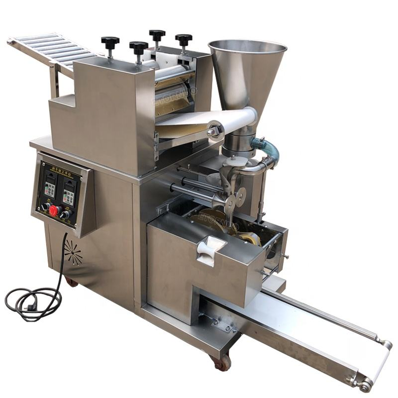 Factory Sale Easy Operation Russia Stainless Steel Table Hand Momo Manual Dumpling Machine